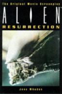 Alien Resurrection Scriptbook Book PDF