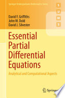 Essential Partial Differential Equations