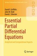 Essential Partial Differential Equations