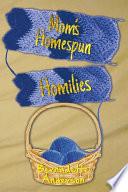 Mom   s Homespun Homilies