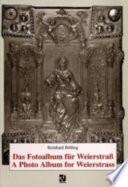 A photo album for Weierstrass