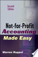 Not for Profit Accounting Made Easy