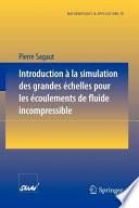 illustration Introduction a la simulation des grandes échelles pour les écoulements de fluide incompressible