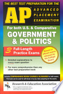 The Best Test Preparation for the Advanced Placement Examinations in Government   Politics