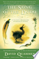 The Song of the Dodo A Brilliant Stirring Work Breathtaking In Its