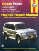 Toyota Prado Automotive Repair Manual