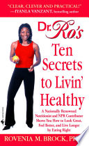 Dr  Ro s Ten Secrets to Livin  Healthy