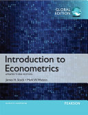 Introduction to Econometrics  Update  Global Edition