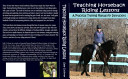 Teaching Horseback Riding Lessons