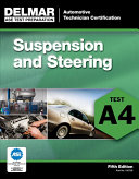 Suspension and Steering  A4