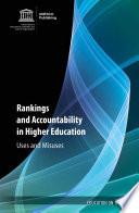 Rankings and Accountability in Higher Education  Uses and Misuses
