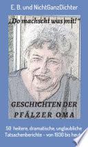 Geschichten der Pf  lzer Oma