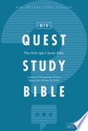 Niv Quest Study Bible Ebook