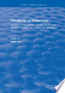 Handbook of Terpenoids