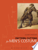 Pattern Cutting for Men s Costume