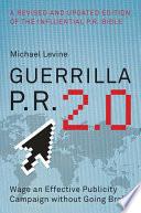 Guerrilla P R  2 0