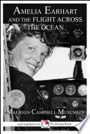 download ebook amelia earhart and the flight across the ocean pdf epub