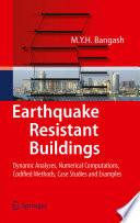 Earthquake Resistant Buildings