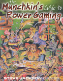 The Munchkin's Guide To Power Gaming : notes and even scanned-in pizza....