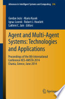 agent-and-multi-agent-systems-technologies-and-applications