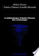 La biblioth  que d Andr   Masson