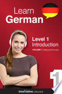 Learn German   Level 1  Introduction to German  Enhanced Version