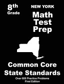 New York 8th Grade Math Test Prep