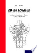 Diesel Engines for Land and Marine Work
