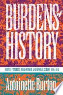 Burdens of History