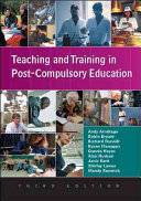 Teaching and Training in Post compulsory Education