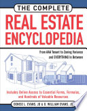 The Complete Real Estate Encyclopedia