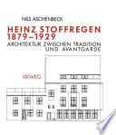 Heinz Stoffregen 1879 – 1929
