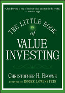The Little Book of Value Investing Book