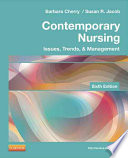 Contemporary Nursing Issues  Trends    Management 6