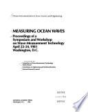 Measuring Ocean Waves