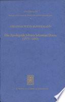 Die Apologetik Johann Sebastian Dreys (1777-1853)