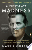 A First Rate Madness Book PDF