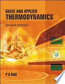 Basic And Applied Thermodynamics 2/E