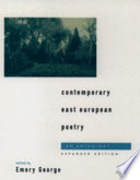 Contemporary East European Poetry