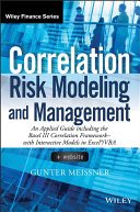 Correlation Risk Modeling and Management    Website
