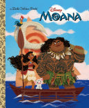 Moana Little Golden Book  Disney Moana