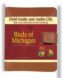 Birds of Michigan Field Guide  With  2  Audio CD sWith Booklet
