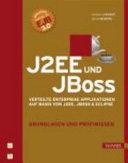 J2EE und JBoss Cover Image
