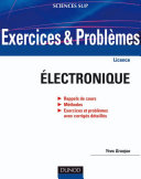 Exercices et probl  mes d   lectronique