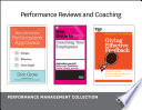 Performance Reviews and Coaching  The Performance Management Collection  5 Books