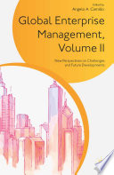 Global Enterprise Management  Volume II