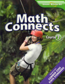 Math Connects  Course 3 Student Edition
