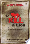 To Kill a Lion