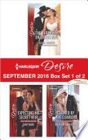 Harlequin Desire September 2016   Box Set 1 of 2
