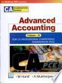 Adv Acctg Vol 2  For Ca Pcc